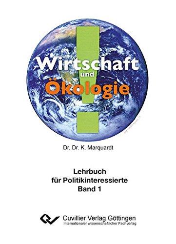 Wirtschaft und Ökologie: Karlheinz Marquardt