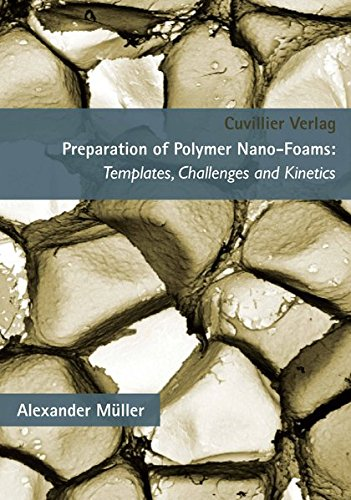 Preparation of Polymer Nano-Foams: Alexander Müller