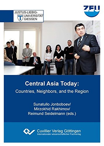 Central Asia Today: Sunatullo Jonboboev