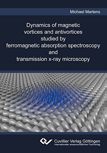 Dynamics of magnetic vortices and antivortices studied by ferromagnetic absorption spectroscopy and...