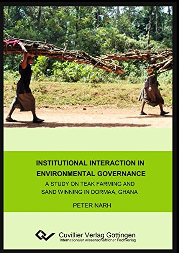 Institutional interaction in environmental governance: Peter Narh