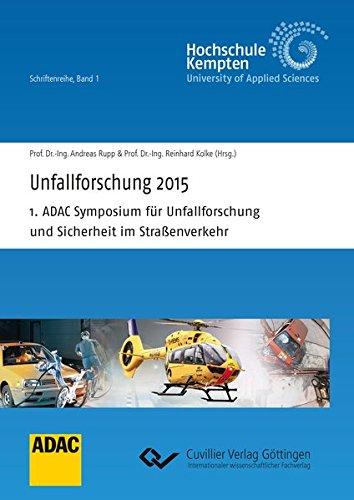 Unfallforschung 2015: Andreas Rupp