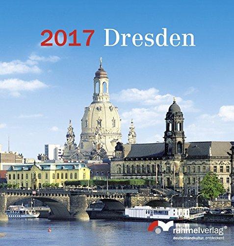 9783954060542: Tischkalender Dresden 2017