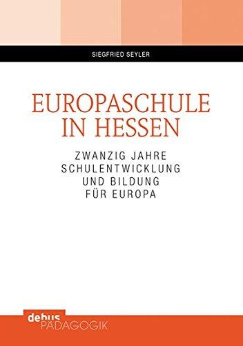 Europaschule in Hessen: Siegfried Seyler