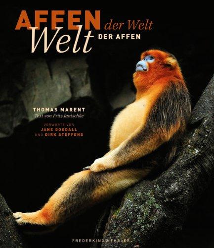 9783954161188: Affen der Welt - Welt der Affen