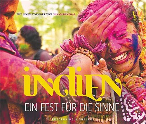 Indien: Ein Fest fur die Sinne: Rayman Gill-Rai, Barbara Rusch, Linde Wiesner
