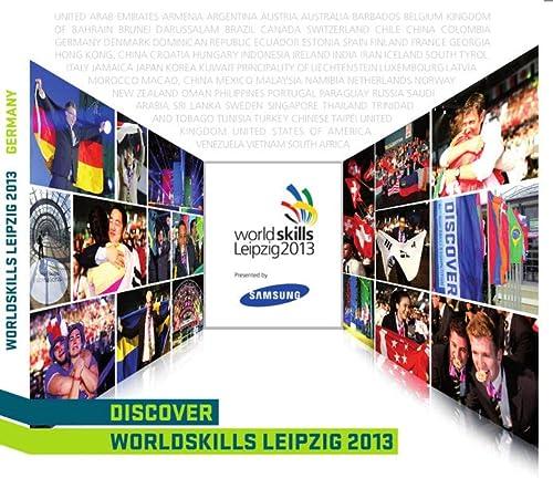 9783954201112: worldskills Leipzig 2013: Discover WorldSkills Leipzig 2013 (ilri Bibliothek Mitteldeutschland, Band 8)
