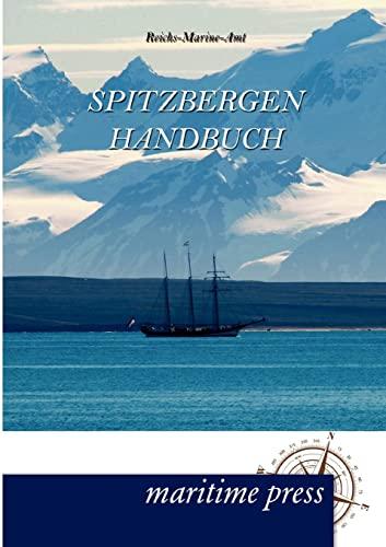 9783954270613: Spitzbergen-Handbuch
