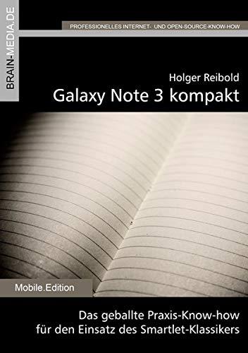 9783954440832: Galaxy Note 3 kompakt