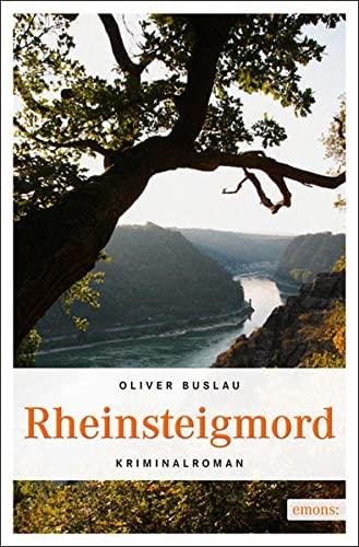 9783954510627: Rheinsteigmord