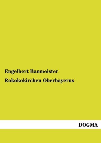 9783954541355: Rokokokirchen Oberbayerns