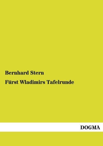 9783954544578: Fuerst Wladimirs Tafelrunde: Altrussische Heldensagen (German Edition)