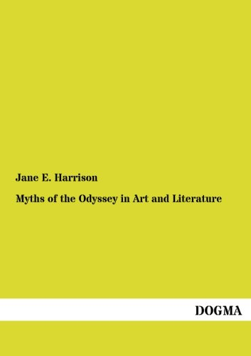 9783954546732: Myths of the Odyssey in Art and Literature