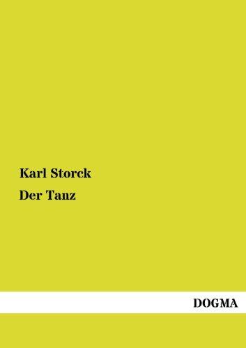9783954546787: Der Tanz (German Edition)