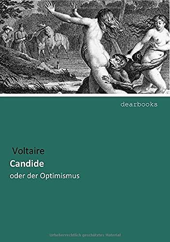 9783954551279: Candide: oder der Optimismus (German Edition)