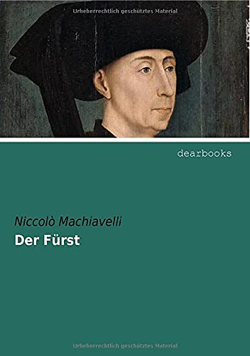9783954552054: Der Fuerst (German Edition)