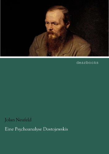 9783954552061: Eine Psychoanalyse Dostojewskis (German Edition)