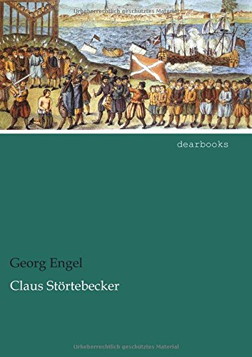 9783954552573: Claus St Rtebecker (German Edition)