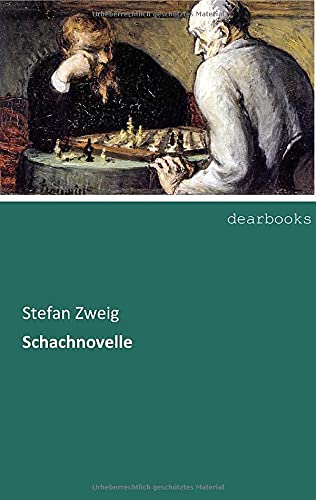 9783954553358: Schachnovelle (German Edition)
