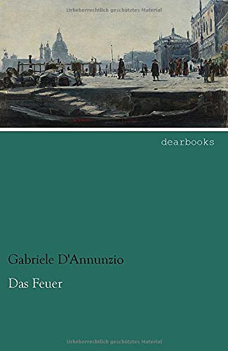 9783954555178: Das Feuer (German Edition)