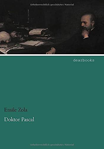 9783954555222: Doktor Pascal (German Edition)