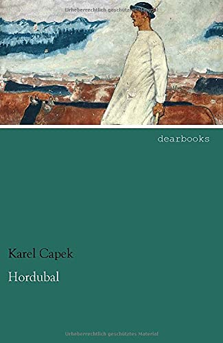 9783954556274: Hordubal (German Edition)