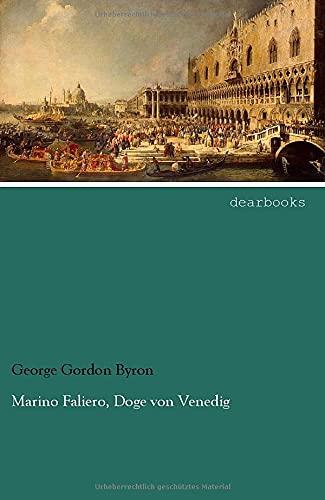 9783954556281: Marino Faliero, Doge von Venedig