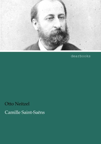 9783954556694: Camille Saint-Saens (German Edition)