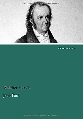 9783954557059: Jean Paul (German Edition)