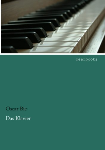 9783954558193: Das Klavier (German Edition)