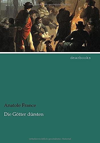 9783954558964: Die Götter dürsten