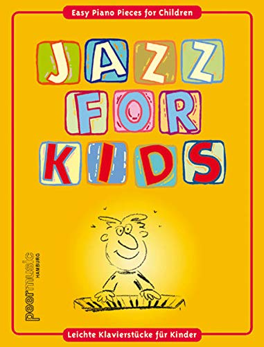 9783954560394: Jazz for kids, für Klavier