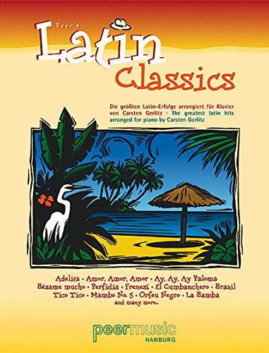 9783954560486: Latin Classics, für Gesang u. Klavier