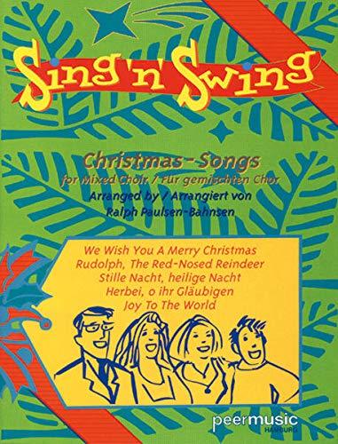 9783954561124: Sing'N'Swing Xmas Edition Satb A Cappella BK