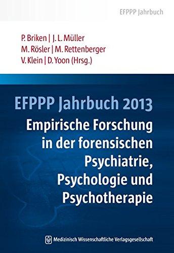 EFPPP Jahrbuch 2013: J�rgen L. M�ller