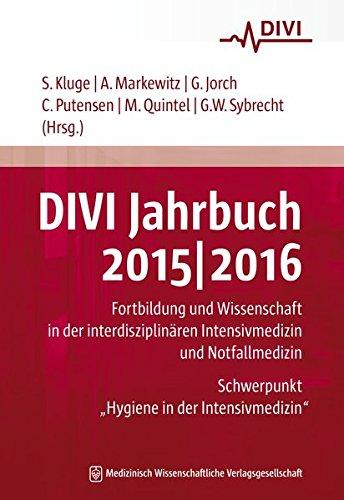 DIVI Jahrbuch 2015/2016: Christian Putensen