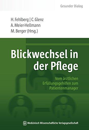Blickwechsel in der Pflege: Andreas Meier-Hellmann