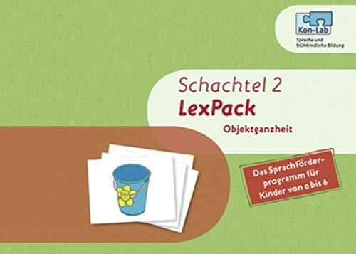 """KonLab LexPack. Schachtel 2: """"Objektganzheit"""": Puzzlekarten: Zvi Penner"""