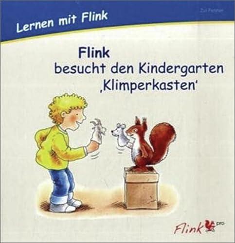 9783954691005: Lernen mit Flink: Flink besucht den Kindergarten `Klimperkasten': Bilderbuch
