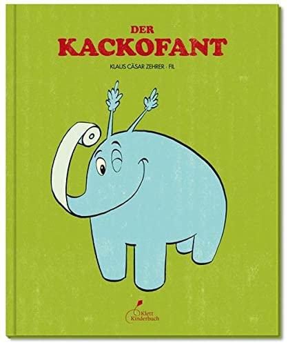 9783954700332: Der Kackofant