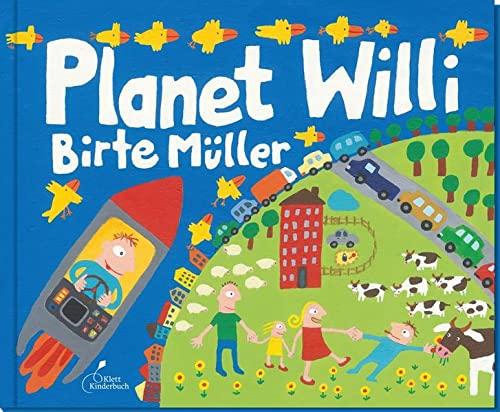 9783954700646: Planet Willi