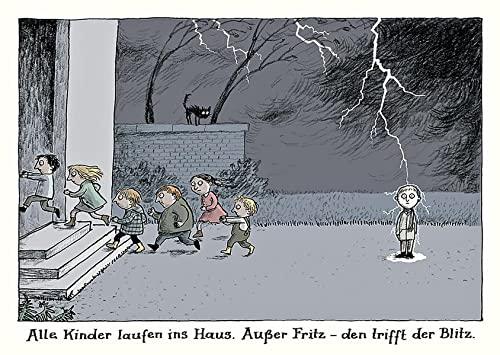 """Alle Kinder-Postkartenset Motiv """"Fritz"""": Kuhl, Anke"""