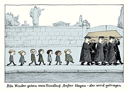 "Alle Kinder-Postkartenset Motiv ""Hagen"": Kuhl, Anke"