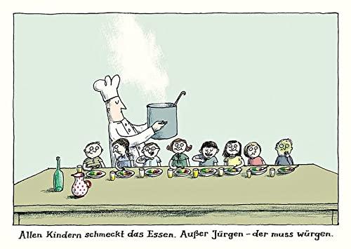 "Alle Kinder-Postkartenset Motiv ""Jürgen"": Kuhl, Anke"