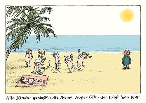 "Alle Kinder-Postkartenset Motiv ""Olli"": Schmitz-Kuhl, Martin /"