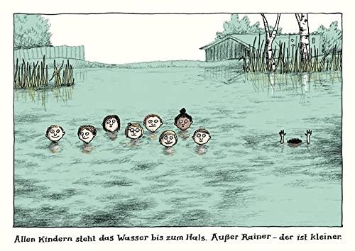 "Alle Kinder-Postkartenset Motiv ""Rainer"": Schmitz-Kuhl, Martin /"
