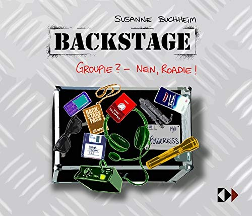 9783954712809: Backstage, 3 Audio-CDs