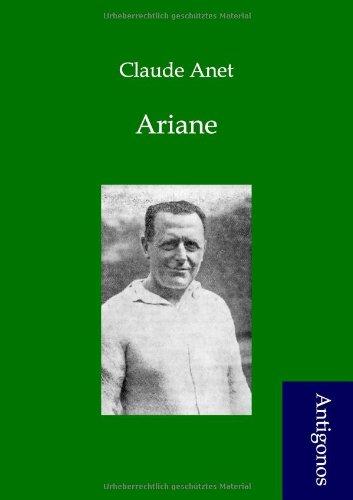 Ariane: Anet, Claude