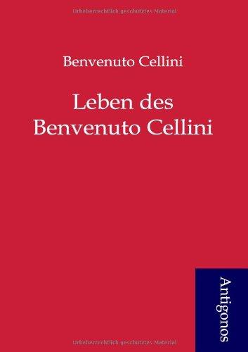 benvenuto cellini german Ebook