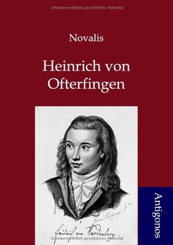 9783954720828: Heinrich von Ofterdingen